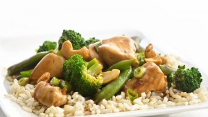 broccoli stir friy
